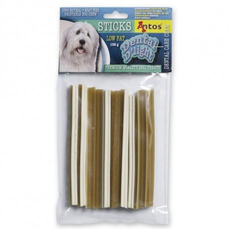 Antos Dental D'Light Vegan Chew Sticks