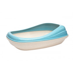 BecoThings Cat Litter Tray In Blue