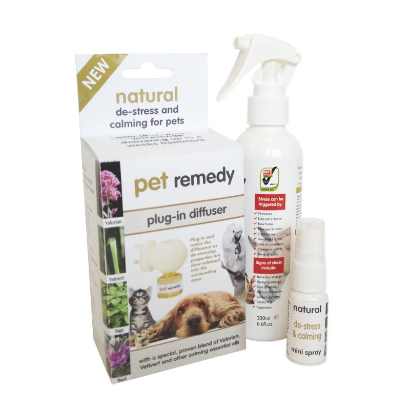 Cat Anxiety Natural Remedy