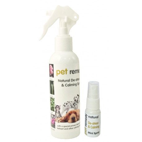 Natural Calming Spray Comes in a 200ml & a Handy Refillable 15ml Spray bottle too