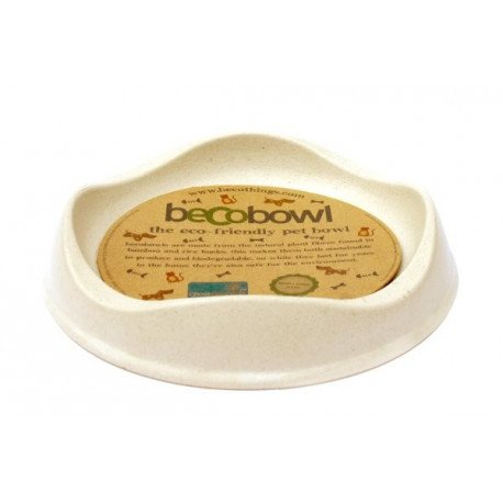 Natural Beco Cat Bowl
