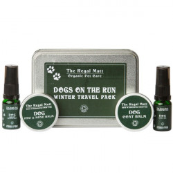 Organic 'Dogs On The Run' - Winter Travel Pack