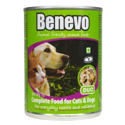 Benevo Duo Vegan Dog & Cat Tin