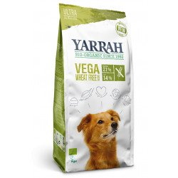 Yarrah Organic Dog Dry Vega Wheat Free