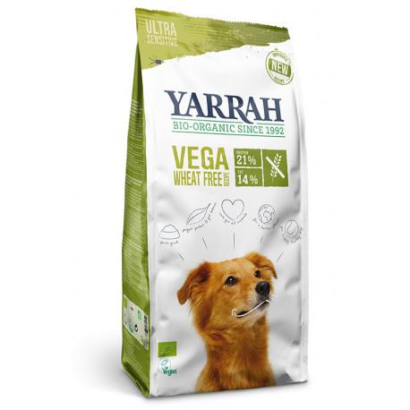 Yarrah Organic Dog Dry Vega Wheat Free