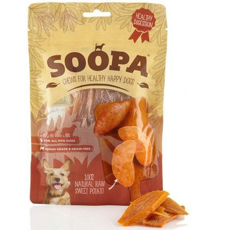 Soopa Raw Sweet Potato Chews