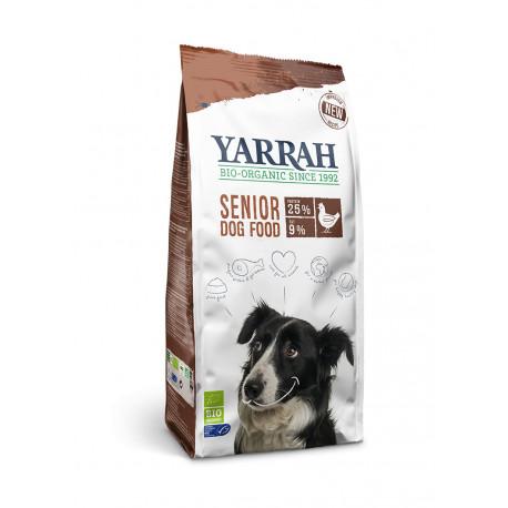 Senior Dog: with Chicken & Fish with Herbs - Gluten Free