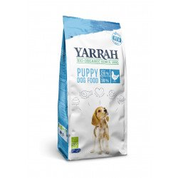 Yarrah Organic Puppy Dry Food Chicken