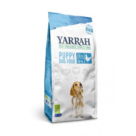 Yarrah Organic Puppy Dry Food Chicken