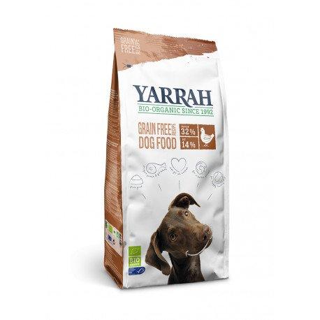 Yarrah Organic Dog Grain Free