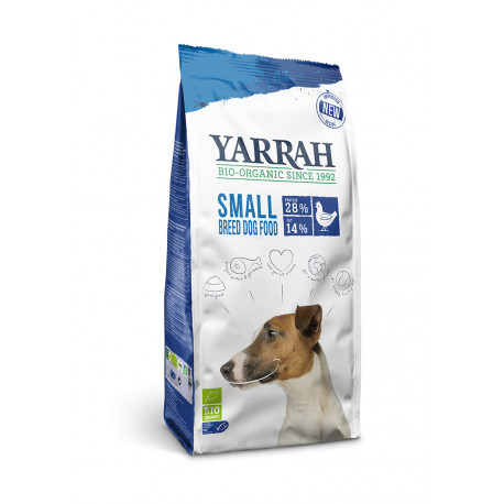 Yarrah Organic Dog Dry Small Breed