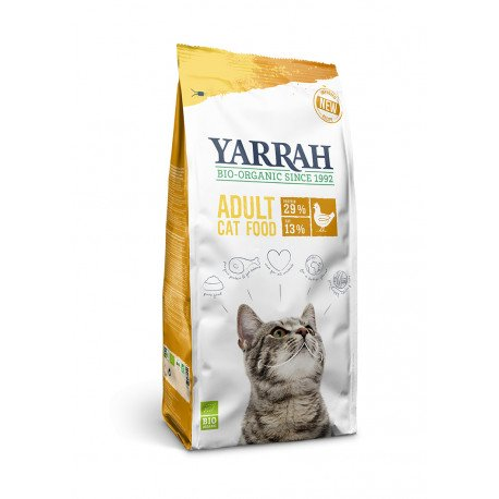 Yarrah Cat Food Dry Chicken