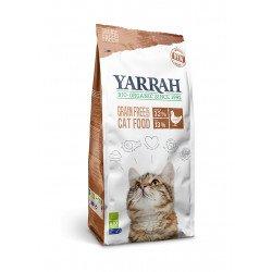 Yarrah Organic Cat Dry Grain Free