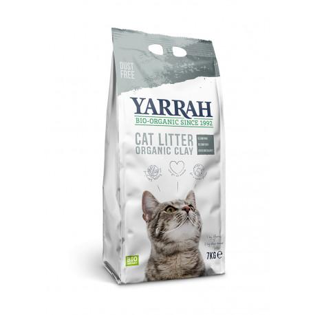 Yarrah Organic Cat Litter 7kg