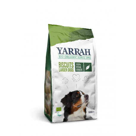 Yarrah Organic Vegan Dog Biscuits