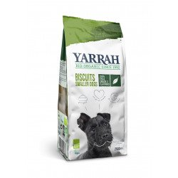 Yarrah Organic Dog Vegan Multi Biscuits