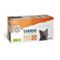 Yarrah Org. Cat Alu Pate Multipack