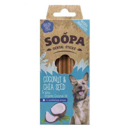 Coconut & Chia Seed Sticks