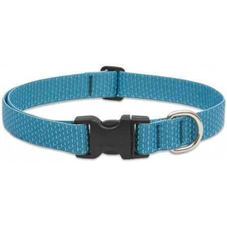 Lupine Eco Dog Collar Tropical Sea
