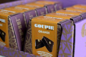 goupie vegan chocolates orange