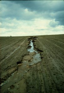 soil erosion organic farming
