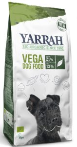 Yarrah vegan dog food (100% organic)